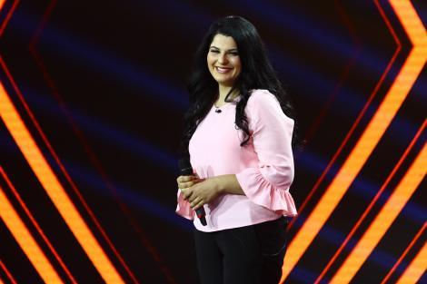 Ioana State este câștigătoarea ediției din 8 octombrie a emisiunii iUmor!