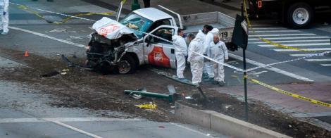 Opt morţi şi 15 răniţi este bilanţul atentatului din inima New York-ului! Haosul a cuprins imediat orașul