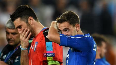 După 60 de ani! Italia - Suedia 0-0, iar Squadra Azzurra ratează prezența la Cupa Mondială pentru prima oară din 1958