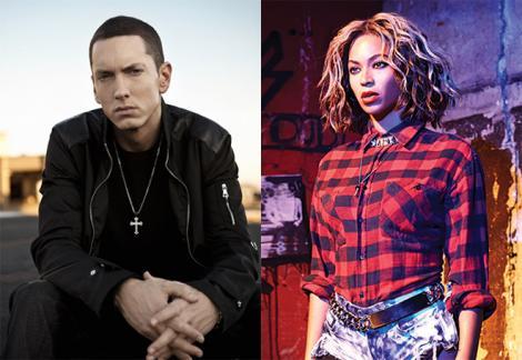 Beyonce și Eminem au lansat o super piesă pe care nu ai voie s-o ratezi! Fanii au fost cuceriți instant!