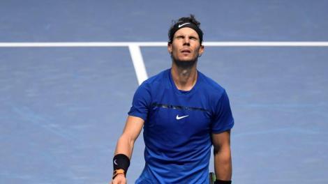 Ghinion pentru Rafael Nadal! Numărul 1 ATP s-a retras de la Turneul Campionilor după un eșec pe 13 noiembrie la a 13-a prezență!