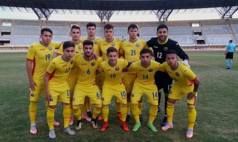 Au stricat tabela! Victorie fantastică pentru naționala României U19 și calificare en-fanfare la Turul de Elită: 8-0 cu Gibraltar