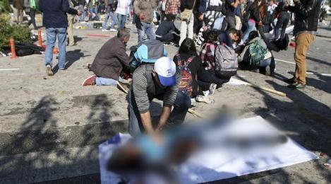 Atentat ÎNFIORĂTOR petrecut în urmă cu puțină vreme. Mai mulți morți și copii RĂNIȚI! Autoritățile sunt în alertă de gradul zero!