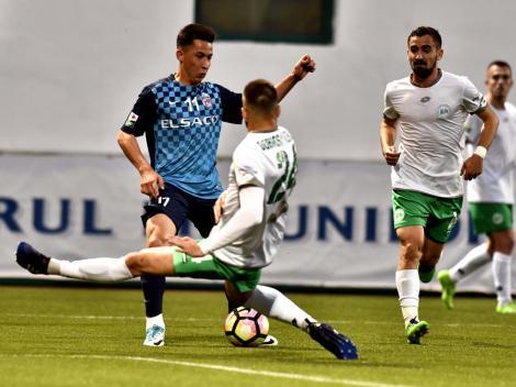 """Lovitură de teatru în Liga 1! Ce se întâmplă cu Olimpiu Moruțan, jucătorul """"ca și transferat la FCSB"""". Anunțul Botoșaniului schimbă tot"""