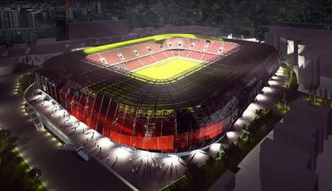 OFICIAL: Se construiesc 4 stadioane noi în România. Iată echipele de tradiție care vor beneficia de arenele de lux
