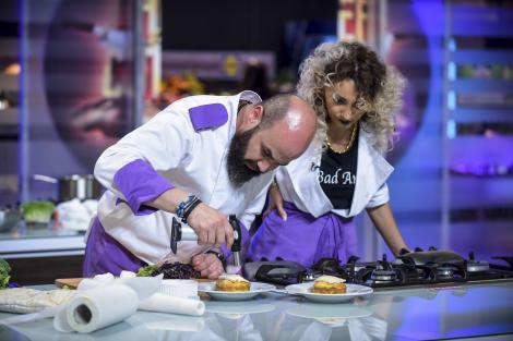 """Provocare uriașă la """"Chefi la cuțite""""! Un ingredient surpriză naște un adevărat haos în bucătărie!"""