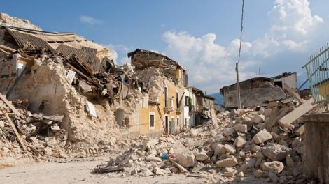 Cercetătorii avertizează: 2018 ar putea fi anul marilor cutremure!