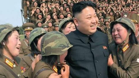 Coreea de Nord așa cum nu credeai c-o s-o vezi vreodată! Toate lucrurile ciudate care-ți trec prin minte se întâmplă acolo!
