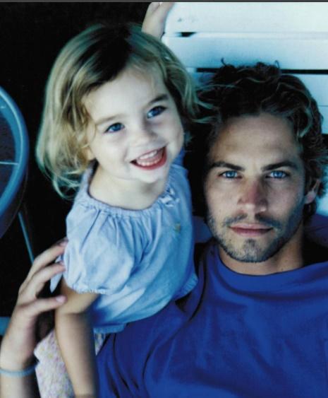 Foto. Fiica lui Paul Walker a împlinit 19 ani. Cum arată acum tânăra