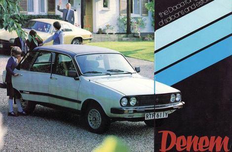 Știați că a fost construită şi o Dacia 1310 cu volan pe dreapta? Un colecționar din Marea Britanie este mândru nevoie mare de comoara lui