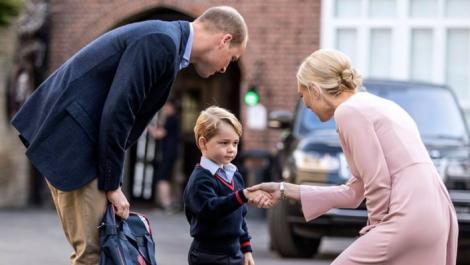 """Prințul George, rugăciuni să devină gay: """"Să fie binecuvântat cu iubrea unui frumos bărbat tânăr"""""""""""