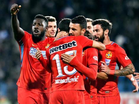 Tragere la sorți cu ghinion pentru FCSB în Europa League! Lazio și Radu Ștefan vin în România pentru un duel cu echipa lui Dică