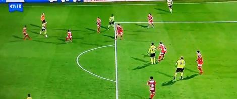 """VIDEO: Gol senzațional marcat de Răzvan Marin pentru Standard! Belgienii nu mai contenesc cu laudele: """"FANTASTIC! SENZAȚIONAL!"""""""
