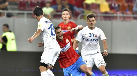 """Prieteniile vechi și noi! Duelul Gloria - Ceahlăul din fosta Divizie A are urmași pe măsură în Liga 1. FCSB și Dinamo, echipe cu """"prieteni"""" tradiționali în Liga 1"""