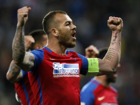 FOTO: Denis Alibec, OUT de la FCSB ? Unde a fost surprins atacantul în ziua în care echipa sa juca împotriva campioanei