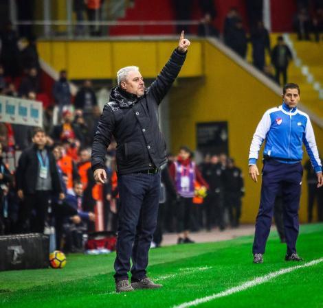 """OFICIAL: Dorit de Galatasaray și de Al Gharafa, Marius Șumudică a anunțat unde va antrena în continuare: """"Semnez pe 5 ani!"""""""