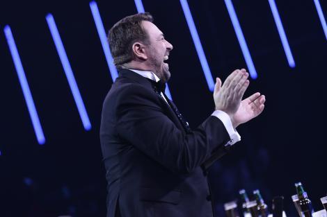 """FINALA X FACTOR 2017. Ce nu s-a văzut la tv. Horia Brenciu, pus pe glume: """"M-a secătuit de vlagă / M-a distrus, m-a terminat"""""""