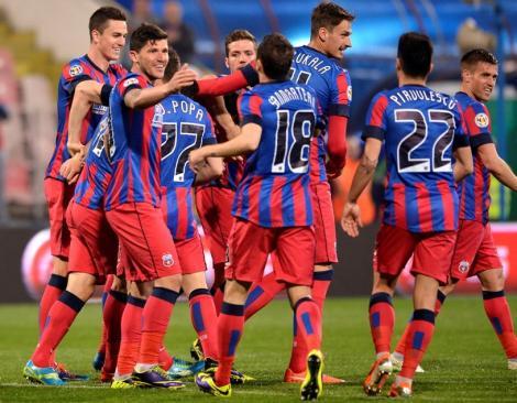 FCSB a dat afară 5 jucători și aduce un jucător care a scris istorie în tricoul roș-albastru! Gigi Becali a anunțat transferul
