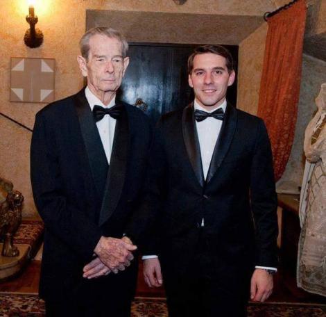 """Mesajul fostului principe Nicolae, după moartea bunicului său, Regele Mihai I: """"Un doliu care va lăsa România fără lacrimi"""""""