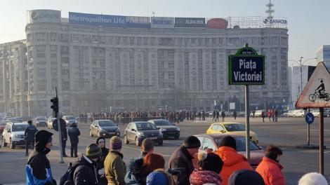 Piaţa Victoriei își va schimba numele, după moartea Regeleui Mihai! Primarul Capitalei vrea să-i poarte numele