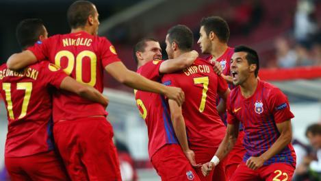 Câte s-au schimbat de la ultima calificare a FCSB în primăvara Europa League! În 2012, echipa se numea Steaua. Cine o antrena și ce jucători făceau parte din lot