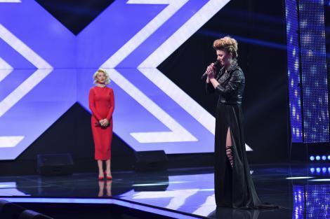 """Bătălia FORŢELOR! Katerina Biehu şi Alexandra Crăescu, un duel cu piele de găină: """"Sunteţi un fel de Sia şi Celine Dion"""""""