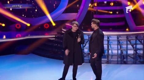 """Da, a fost cel mai tare duet pe scena """"Te cunosc de undeva!""""! Dorian Popa&Fuego au cântat împreună MAGNITIFIC!"""