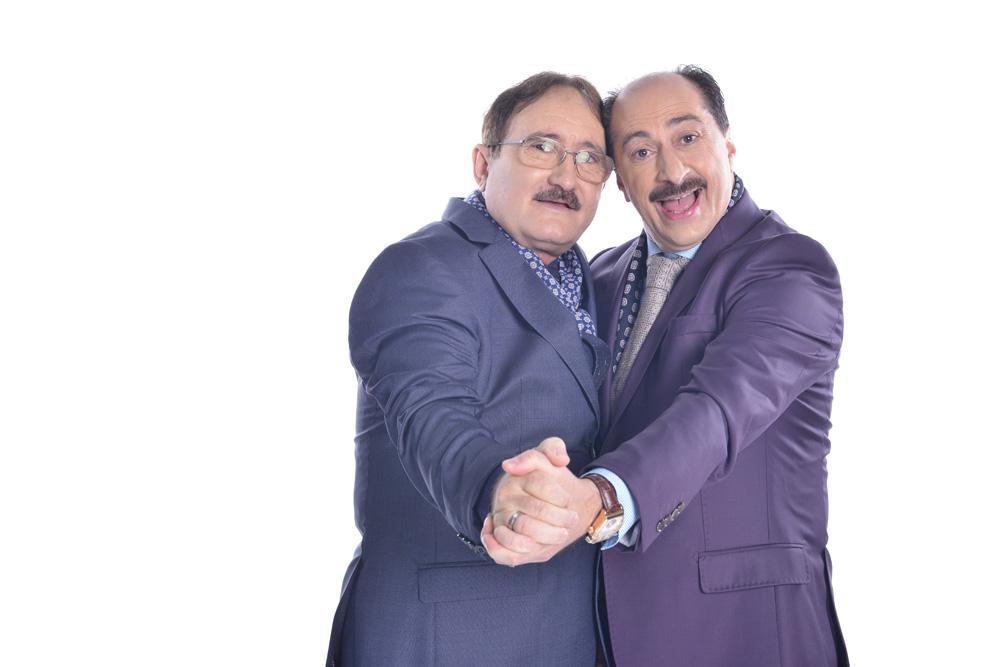 """Dubla norocoasă, Romică Ţociu şi Cornel Palade, vine la """"Uniplay Show""""! Se anunță show de zile mari, cu premii pe măsură!"""