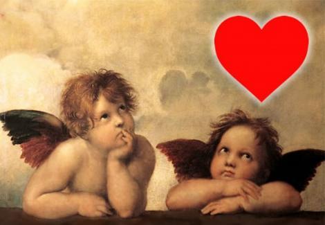 Istoria nebănuită a unei simple...forme! De ce este inima simbolul iubirii și cum s-a născut această idee!