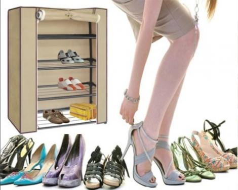Sigur nu știai acest truc! Vezi de ce trebuie să îți cumperi pantofi cu un număr mai mare!