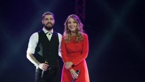 Doi foşti concurenţi X FACTOR ne vor reprezenta la Eurovision! Cine sunt ILINCA şi ALEX FLOREA: atitudine fresh şi voci excepţionale