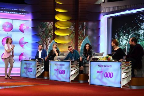 """Matilda şi Ştefan Pascal, Nico şi Laurenţiu Matei şi Maria Buză alături de George Pătraşcu se întrec sâmbătă la """"2k1"""""""
