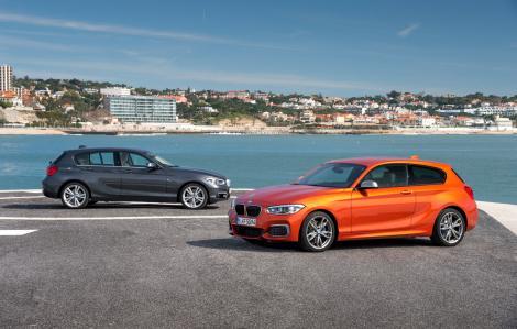 Tot ce trebuie să știi despre noua generație BMW Seria 1
