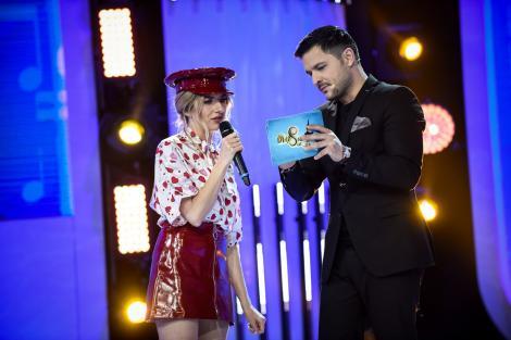 """Lavinia Pârva, """"cântăreață frumușică, jumătatea lui Bănică"""" și Lidia Buble, """"talentată-n mare fel, cântă «noi simțim la fel»"""" vin la Zaza Sing. Liviu Vârciu face pe pețitorul"""