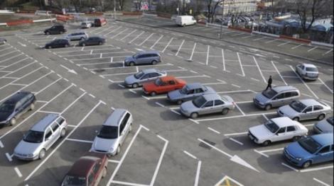Premieră în România! La Cluj, s-a găsit soluția pentru problema locurilor de parcare! Totul e digital și funcționează prin telefonul mobil