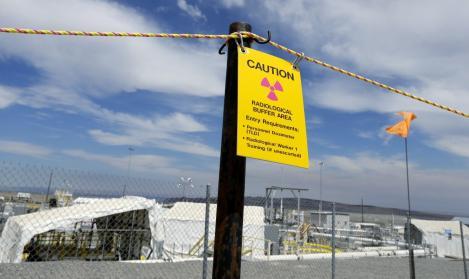 Alertă de urgenţă în Statele Unite! Tunelul de la o instalație nucleară din Washington s-a prăbuşit. Mai multe materiale radioactive sunt depozitate acolo