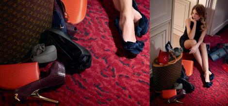 """CISNĂDIE: localitatea din România în care sunt produși pantofii  unui brand de lux. Muncitorii iau salariul minim pe economie, echivalentul unei """"tălpi"""""""