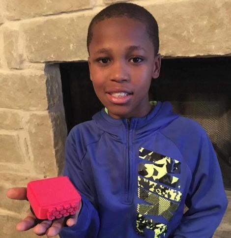 Motivat de o tragedie cumplită, un băieţel de numai 10 ani a inventat un gadget ce va salva mii de vieţi!