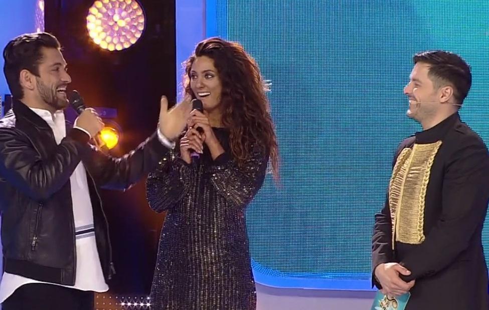 """Andreea Bănică, Cezar Ouatu și Claudia Pavel au făcut show de zile mari la """"Zaza Sing""""!"""