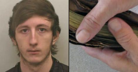 Nu e nicio glumă! Hoțul s-a predat singur la poliție și a cerut să fie pedepsit, după ce a descoperit un mic detaliu în portofelul furat!
