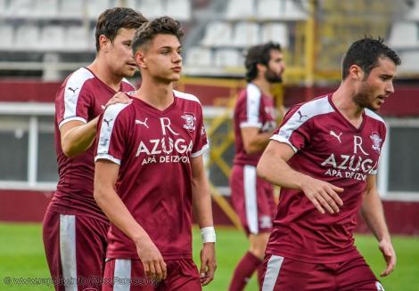 AS Roma a transferat un atacant român! Mutare surprinzătoare în Serie A