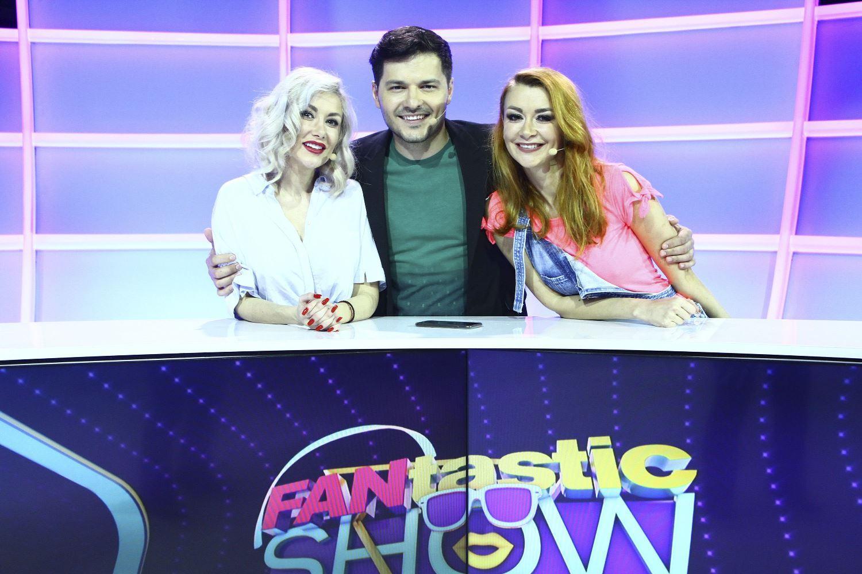 Echipa lui Liviu Vârciu a câştigat, DIN NOU, FANtastic Show! Raluca și Denisa Tănase de la Bambi i-au purtat noroc!