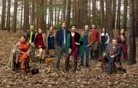 """Cel mai nou blockbuster turcesc, exclusiv în România. """"Brave and Beautiful"""" (""""Iubire și răzbunare"""") se lansează pe 14 august la Happy Channel"""