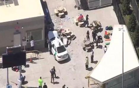 UPDATE: Bilanțul victimelor a crescut la zece persoane/ Mai mulţi răniţi, după ce o maşină a intrat într-un grup de pietoni, în Boston