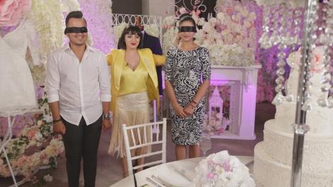 """Cum organizezi evenimentul perfect în doar șapte zile? Ana Morodan face echipă cu soacrele în """"Nuntă cu scântei""""!"""