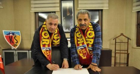 Transfer GALACTIC pentru Marius Șumudică! Ce super vedetă au adus cei de la Kayserispor