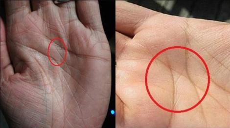 """Ce înseamnă dacă ai semnul """"X"""" pe fiecare dintre palme! Cum arată și ce semnificație are! Te numeri printre norocoși?"""