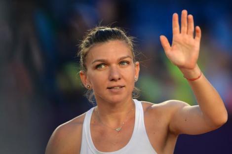"""Simona Halep s-a calificat în finala turneului de la Cincinnati: """"Sunt a treia oară aproape de locul 1!"""""""