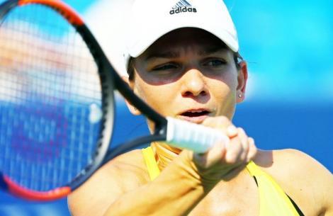 Simona Halep a pierdut finala turneului de la Cincinnati și a ratat șansa de a deveni lider mondial