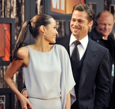 """Datorii de sute de mii de euro! Acuzații incredibile pentru fostul cuplu Brangelina: """"Brad Pitt m-a adus la faliment și și-a însușit munca mea"""""""
